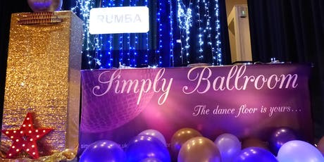 Simply Ballroom Christmas Ball 2019 tickets