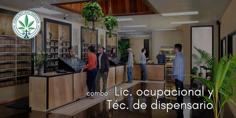 Combo: Lic. Ocupacional y Técnico Dispensario (Ponce) tickets