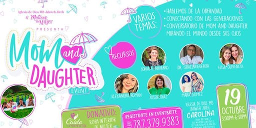 Mom and Daughter Event By Matices de Mujer
