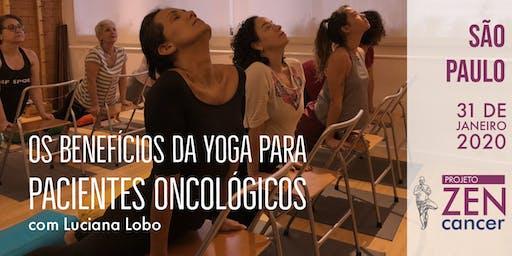 Instituto ZENcancer - Os benefícios da yoga para pacientes oncológicos