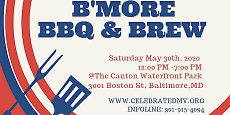 BMore BBQ & Brew tickets
