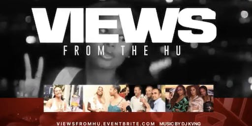 VIEWS FROM THE HU: ROOFTOP MIXER