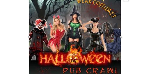 2019 Halloween Pub Crawl
