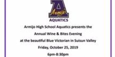 Armijo Aquatics Presents: Wine & Bites Evening tickets
