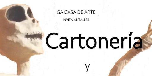 """Taller de • Cartonería • """" Catrinas. Alebrijes y Más... """""""