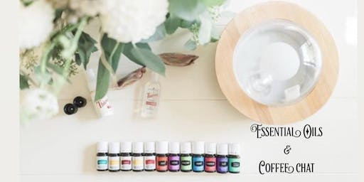 Essential Oils & Coffee chat