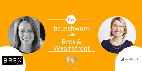 Brex & Wealthfront brunchwork tickets