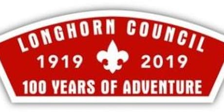 100th Year Longhorn Council Camporee tickets