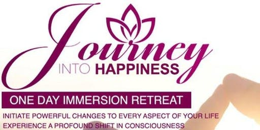 Journey into Happiness - Burlington One Day Intensive