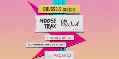 Frequency presents Moose Trax with Kricked