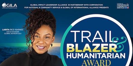 Trailblazer and Humanitarian Award Ceremony tickets