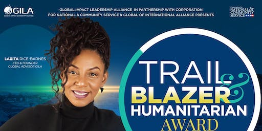 Trailblazer and Humanitarian Award Ceremony