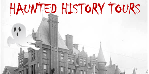 Haunted History Tours 2019