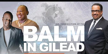 THE BALM IN GILEAD 3: Conversation on Mental Health and Health Equity tickets