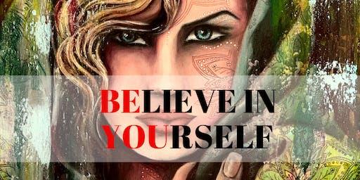 Learn to Paint Divas TWO DAY Workshops BRISBANE 14/15 Dec 19