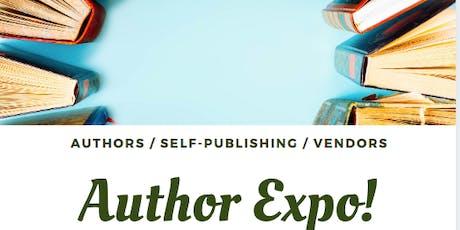 Author Expo tickets