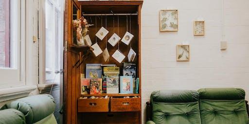 Secret Book Stuff Reader's Club