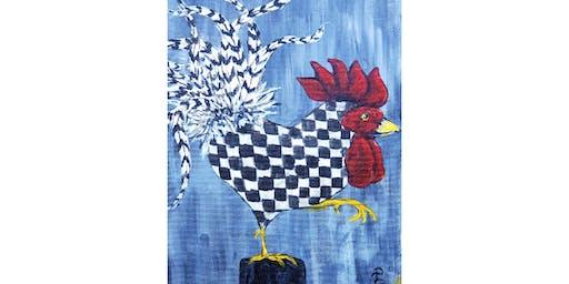 11/12 - Hot Shot Rooster @ Hidden Vine Bistro, Marysville