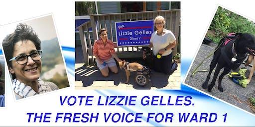 General Election Kickoff - Lizzie Gelles