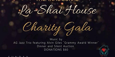 La-Shai House Gala tickets