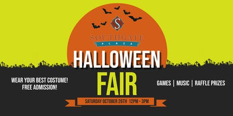 Halloween Fair 2019 at Southgate Plaza tickets