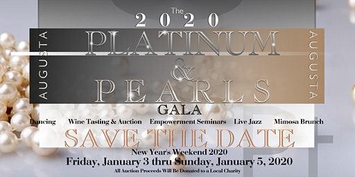 Platinum and Pearls New Year's Weekend Gala