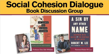 Social Cohesion Dialogue Book Discussion Group - Oct. 25 tickets