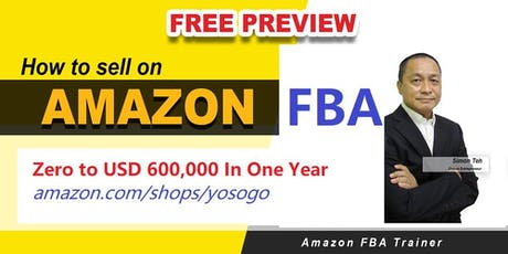 Amazon FBA Success Stories & How You Can be Successful Too tickets