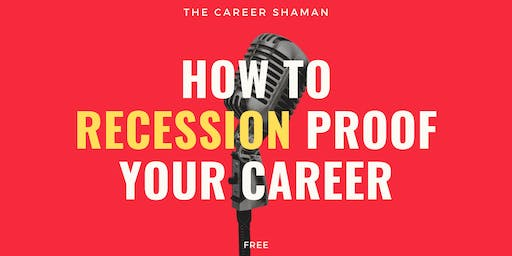 How to Recession Proof Your Career - Bensheim