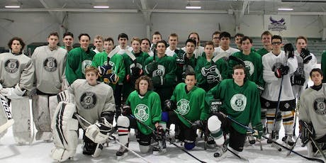 Dover Green Wave Hockey Season Kickoff  Sweepstakes Party and Alumni Tournament! tickets