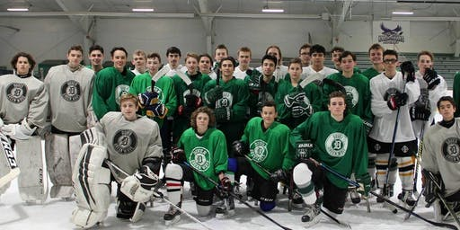 Dover Green Wave Hockey Season Kickoff  Sweepstakes Party and Alumni Tournament!