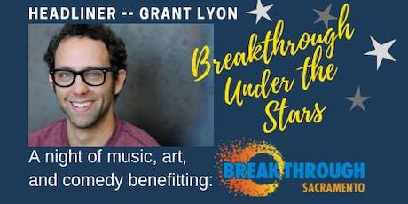 Breakthrough Under the Stars tickets