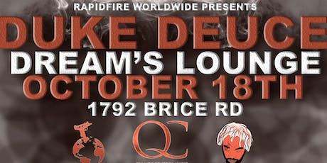 RapidFire Worldwide Presents YRN Duke Deuce tickets