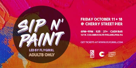 Adult Sip n' Paint with Flygirrl tickets