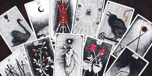 Oct 19 Tarot Reading by Carl Young at Ipso Facto