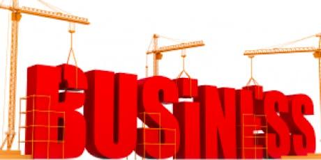 4Q19 - Quarterly Business Planning Workshop tickets