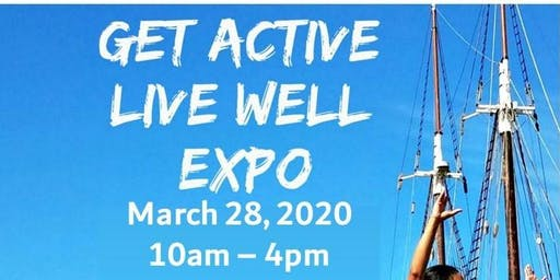 Get Active Live Well Expo - A Free Event