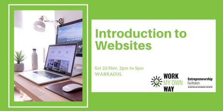 Introduction to Websites tickets