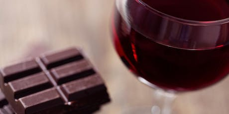 Women's Wine & Chocolate Event at Cucinato Studio   tickets