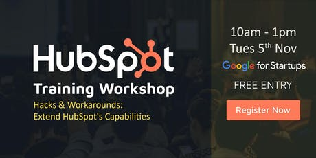 Digital Marketing & HubSpot Training Workshop - Hacks & Workarounds using HubSpot tickets