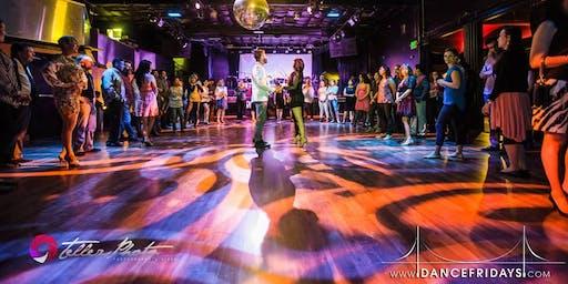 Dance Fridays KIZOMBA LOFT 3rd Room - KIZOMBA (Plus Salsa & Bachata)