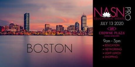 Boston  Conference for Salon & Spa Professionals tickets