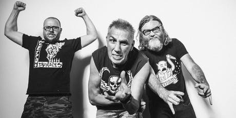 Punk Legends D.O.A. from Vancouver in Honolulu tickets