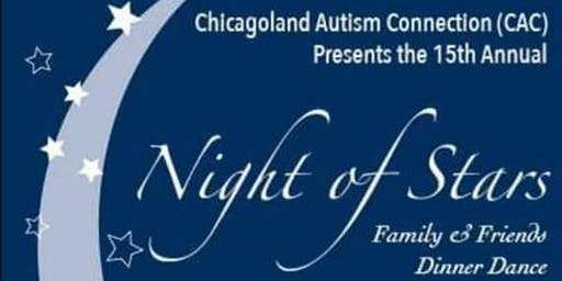 Chicagoland Autism Connection (CAC)-15th Annual Night of Stars Gala