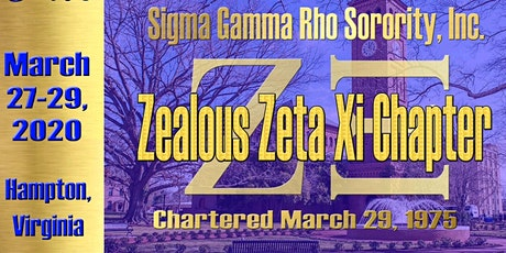 Zeta Xi Alumni Sisterhood Weekend: 45th Chapter Anniversary  tickets