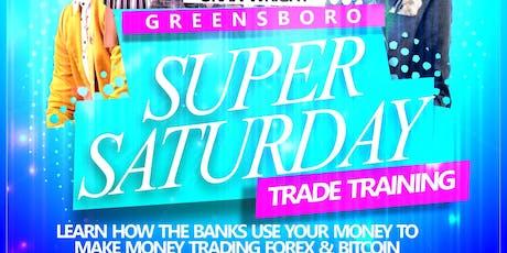 Greensboro Super Saturday tickets