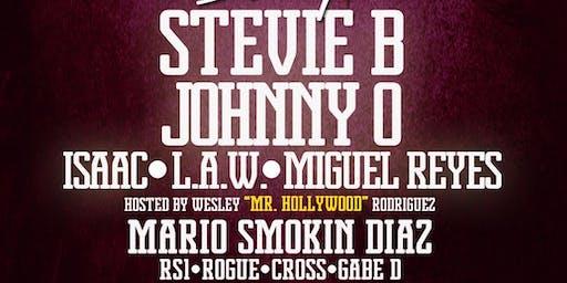 Stevie B & Freestyle Legends
