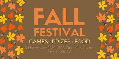 JCS Pine Hills Fall Festival