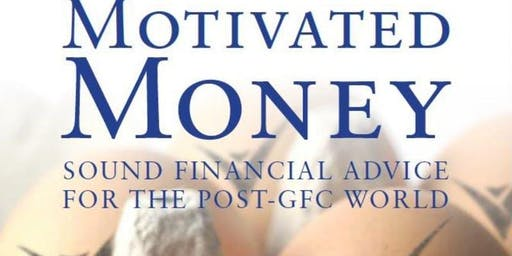 Motivated Money - Peter Thornhill Wealth Inspiration Event - Sat 19th October