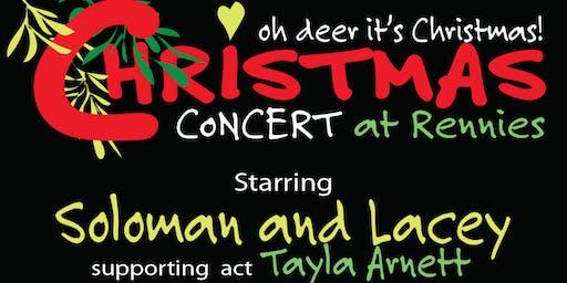 Christmas Concert at Rennies